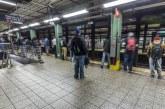 Мъж се доближи до жена в метрото и промълви: Ще те блъсна! И го направи