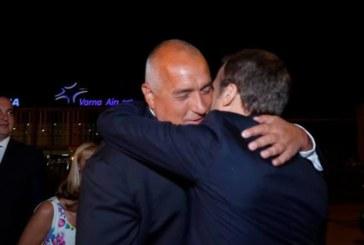 Борисов към Макрон: Казвам, че всички парле ву франсе