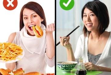 Защо азиатките са по-слаби и по-стройни