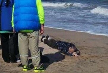 ЗЛОВЕЩА НАХОДКА! Морето изхвърли трупът на 66-г. мъж