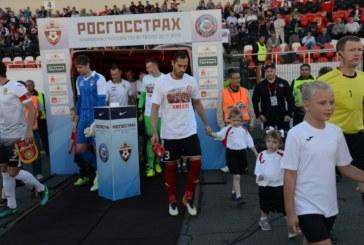 Петър Занев го закъса в руската премиерлига