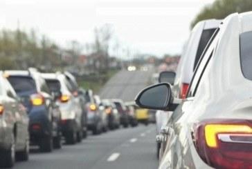 Интензивен трафик на всички гранични пунктове