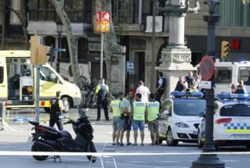 БАРСЕЛОНА В КРЪВ! 13 убити и поне 56 ранени при терористичен атентат