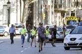Българка в Барселона: Шофьорът карал на зиг-заг, за да порази повече хора