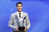 Кристиано Роналдо взе приза на УЕФА за най-добър играч