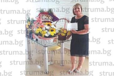 Общинската съветничка Зайра Ибишева чества емоционален рожден ден