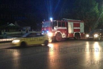 Преди минути! Хвърчат пожарна и полиция с пуснати сирени