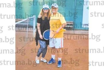 Съдия Атанас Кобуров спечели шампионска купа на тенис турнир