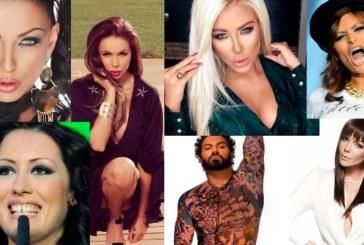 Артистичните имена на чалга звездите! Ето как всъщност се казват Алисия, Галена, Андреа, Емануела и Джена!