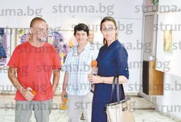 Ексцентричният благоевградски художник Венци Терзийски плени ценителите на изкуството