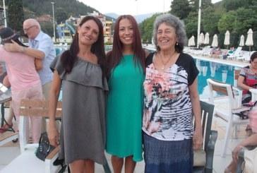 Мина пя на български и френски на арт събитие в Благоевград