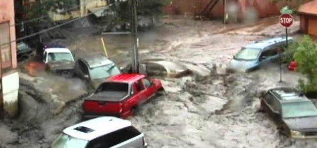 АПОКАЛИПСИС В МОМЕНТА! Тотален потоп, щетите са умопомрачителни, положението е бедствено