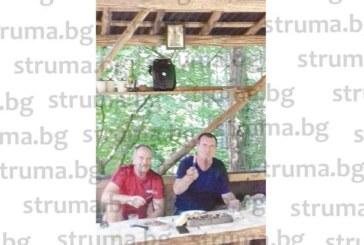 Горски работник от Добринище изгради пикник за 50-г. си юбилей