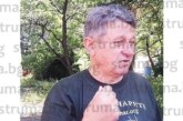 """ТЪЖНА ВЕСТ! Внезапно почина председателят на клуб """"Граничар"""" в Кюстендил подп. Й. Джоргов"""