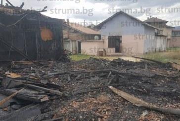Криминално проявен подпалил с цигара кметството в  ромския квартал на Кюстендил, докато се криел от кредитори