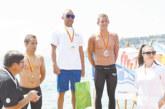 В. Айдарски спечели с фотофиниш плувния маратон в Охридското езеро