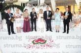 Шефът на СБА даде красивата си дъщеря Виктория на избраника й Кемил Копанов на приказна сватба