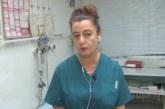 """Нападнатата медицинска сестра прояви характер: """"Ще остана да работя в спешна помощ"""""""