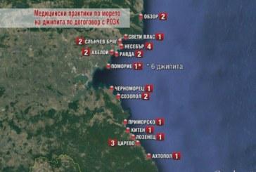 Руска рулетка на морето! Приемат само спешни пациенти