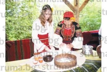 """В женския манастир """"Свети Лука"""" в кюстендилското село Граница  замесиха богородичния хляб"""