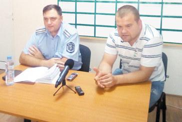 """Жандармерия и полиция блокират Благоевград заради 1200 луди фенове на """"Левски"""""""