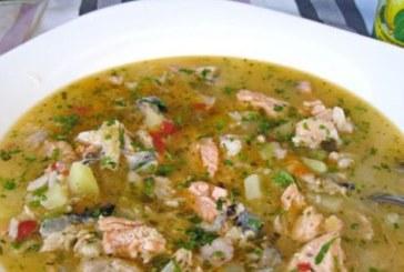 Рибена супа по средиземноморски