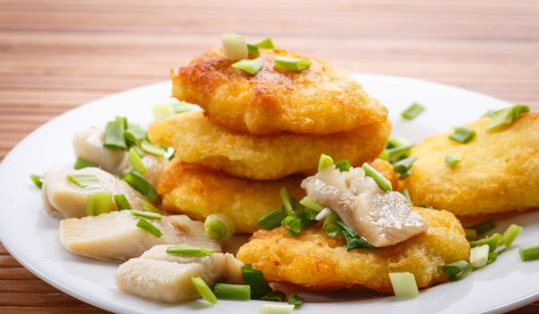 Картофени тиганици по немска рецепта