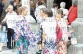 Двукратна световна шампионка по синхронно плуване и съотборничките й дойдоха от Москва за храмовия празник на Рилския манастир