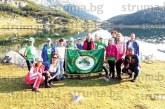 Малките планинари от гоцеделчевското III ОУ покориха Муратов връх