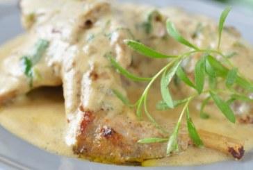 Сос за пиле с естрагон