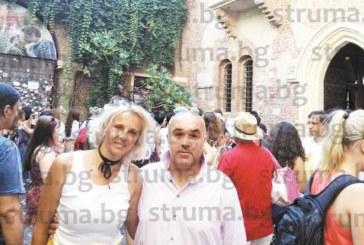 ВМРО лидерът Георги Петров и съпругата му Сашка направиха двуседмична обиколка из Европа, най-много ги впечатли дестинацията Сен Тропе-Ница-Монако