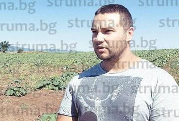 26-г. фитнес инструктор стана земеделец, за да върне майка си от гурбет в Англия, засади 15 дка тикви