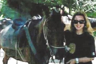 Благоевградската съдийка Е. Николова редува планински преходи с конна езда