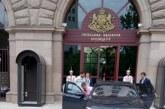 Президентът Радев прие Григор Димитров