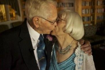Заедно в живота, заедно и в смъртта! Съпрузи починаха в един и същ ден, след 75-годишен брак