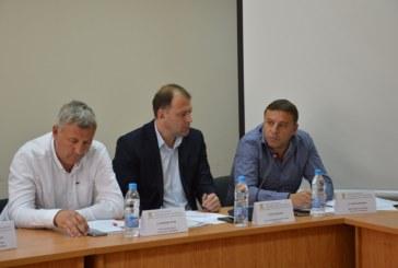 Кметът на община Благоевград д-р Атанас Камбитов взе участие в извънредно Общо събрание  на Асоциацията по ВиК