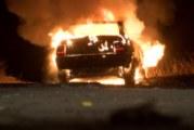 """Автомобил се запали на """"Предел"""""""