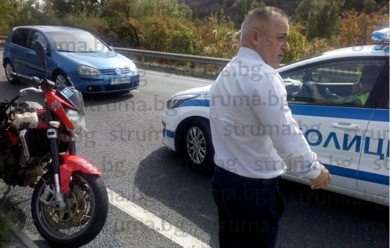 Пиринският депутат Атанас Стоянов с първи думи след катастрофата на Е-79