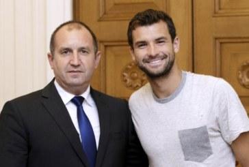 Григор Димитров прави тенис академия в България