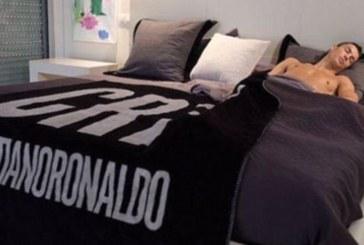 Експерт съветва Роналдо как да спи