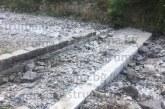 """Рибарниците в """"Струмско"""" изпомпаха и последната капка вода от Благоевградска Бистрица"""