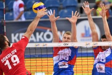 България остана на шесто място в Евроволей 2017