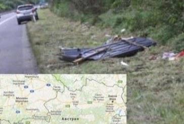 Жестока катастрофа с българи! Гурбетчия издъхна в адско меле в Австрия