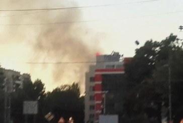В Пловдив е страшно! Огън бушува до ТЕЦ Север
