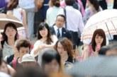 Необичайно високи температури в Япония, 44 души починаха от жегите