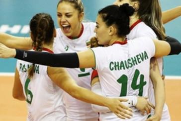 Невероятен успех за България! Волейболистките ни разгромиха Бразилия