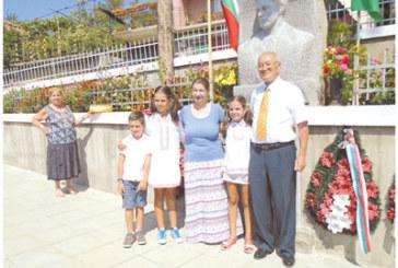 В бобовдолското Новоселяне честваха 441 г. от създаването на селото, сред ВИП гостите праправнучката на сестрата на Апостола и японец