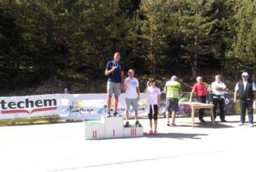 """Националите на СК """"Банско"""" с четири медала от държавното първенство по биатлон за мъже и жени"""