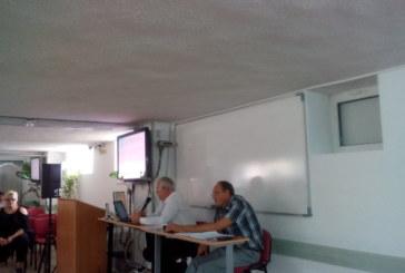 Шефът на РУО Ив. Златанов на среща в Благоевград: Край на екскурзиите през учебно време, ще уволнявам директори, прекратили трудови договори на учители през май или юни