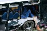 Автобус се преобърна! Има загинали и много ранени